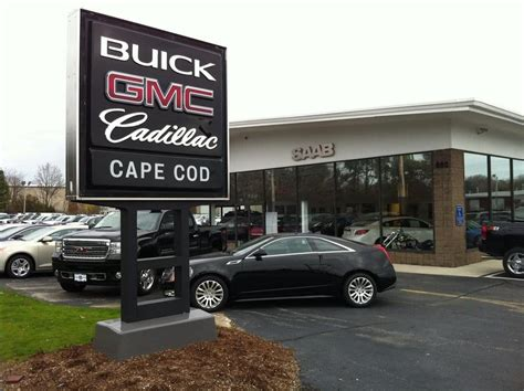 Indiana Buick Dealers by Buick Gmc Cadillac Of Cape Cod Closed Auto Repair