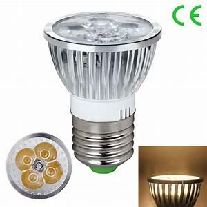 Gu10 Led Lamp : 1 5 10pcs e27 gu10 mr16 led light spotlight lamp bulb ~ Watch28wear.com Haus und Dekorationen