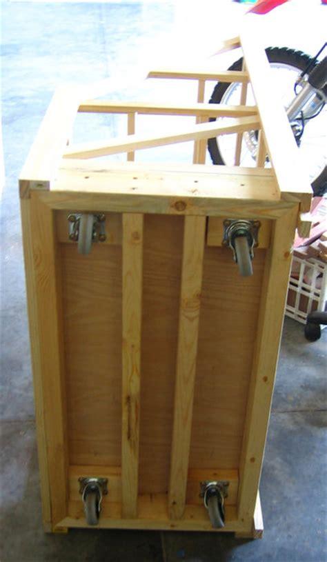 portable wood storage rack  bvdon  lumberjockscom