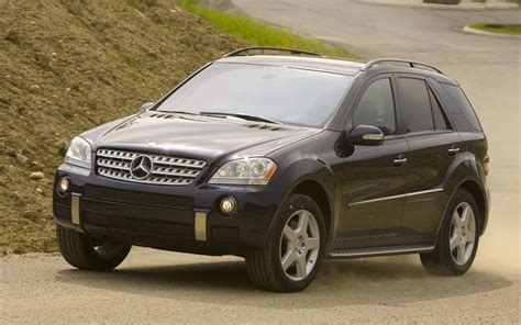 Mercedes has suffered deserved criticism for spreading its amg line through too many models, and the ml63 is a prime example. 2008 Mercedes-Benz ML550 - Photo Gallery - Motor Trend