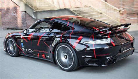 porsche custom paint edo porsche 911 turbo s oto kokpit