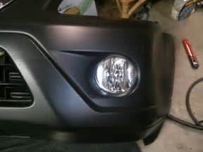 Diy  2005 Crv Fog Lights Instal With No Switch