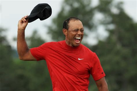 Tiger Woods' Masters win is the greatest story in golfing ...
