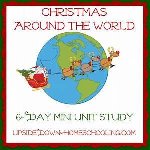 Christmas Around The World : learning about christmas around the world 6 day mini unit study life of a homeschool mom ~ Buech-reservation.com Haus und Dekorationen