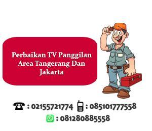 service tv panggilan lcd led tv plasma tangerang jakarta
