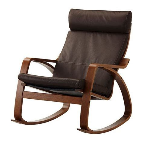 Poang Chair Cushion Leather by Pin By Robins On House