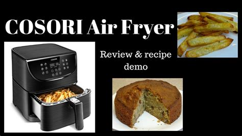 fryer air cosori demo recipe