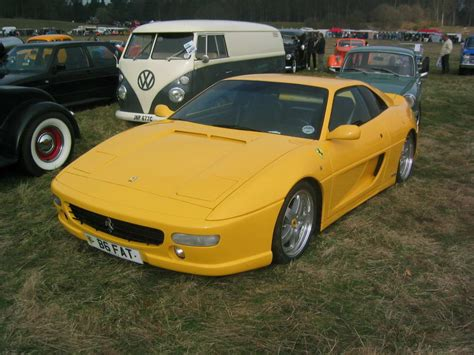 Fiero Kit by Rodney Hively The Was The Corson Fiero