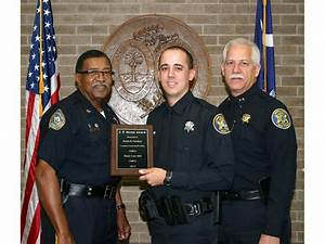 Lexington County Deputy Receives Top Academic Award | Patch