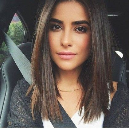 Best 25  Shoulder length haircuts ideas on Pinterest