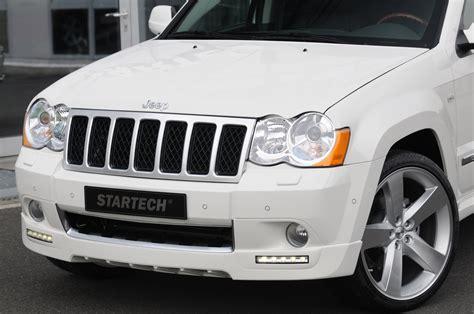 baja jeep grand cherokee startech refines the jeep grand cherokee