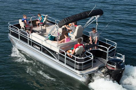 Lowe Boats Florida by 2016 New Lowe Sf214 Sport Fish Pontoon Boat For Sale