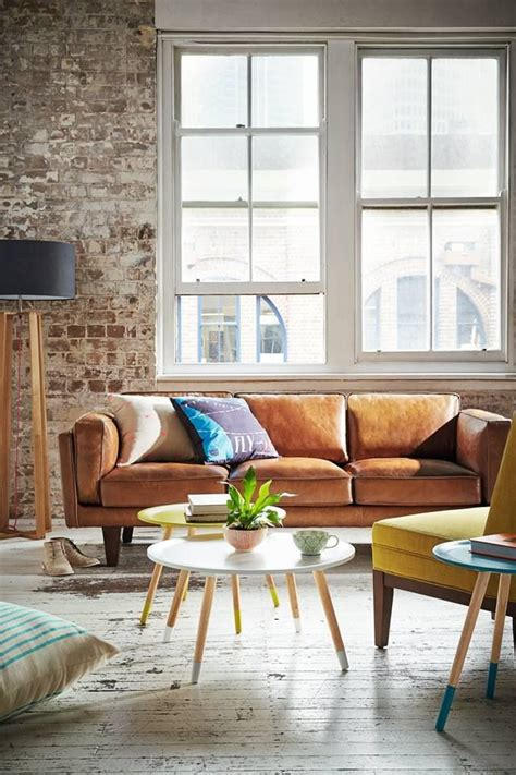 Teal Couch Living Room Ideas by Living Room Inspiration Tan Leather Sofa