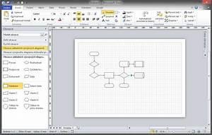 Basic Flowchart Diagram  U2013 Itlektor Cz  U2013 Ms Office Specialist