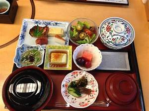 Traditional Japanese Breakfast set - Picture of Hotel ...