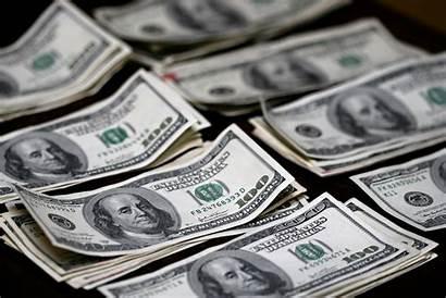 Money Talks Dollar Cash Bills Bank Hundred