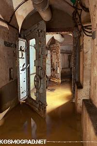 Flooded Blast Doors In A Pre