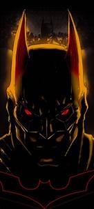 1080x2400, Evil, Batman, 1080x2400, Resolution, Wallpaper, Hd