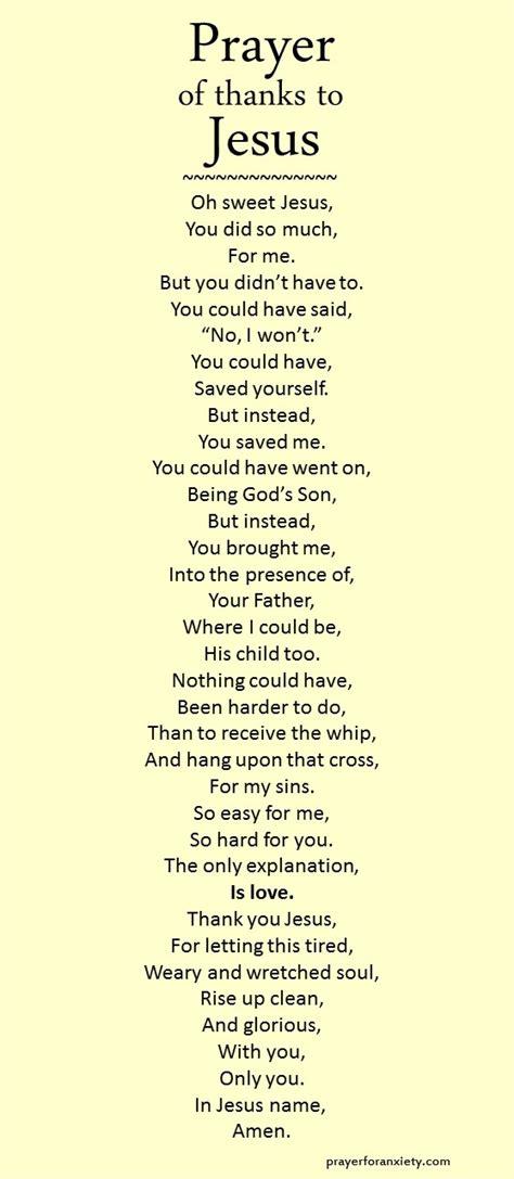 prayer    jesus prayer  anxiety
