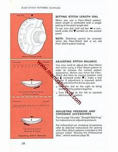 Singer 533 Stylist Sewing Machine Instruction Manual