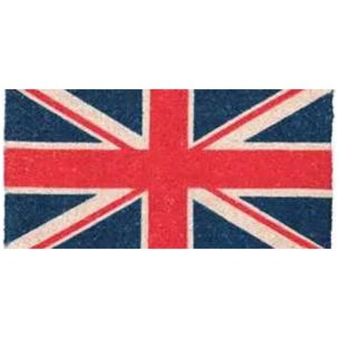 Zerbino Inglese by Oggetti Progetti Dettaglio Prodotto Zerbino Bandiera