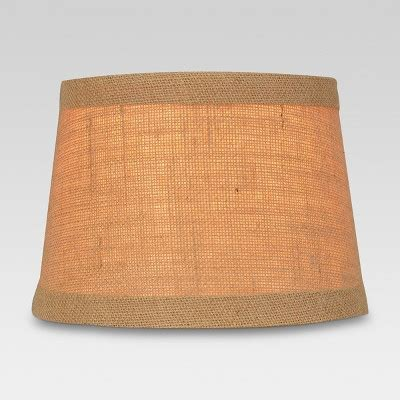 Burlap Lamp Shade Natural   Threshold : Target
