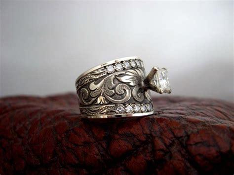 western rings matt litz silversmith western rings