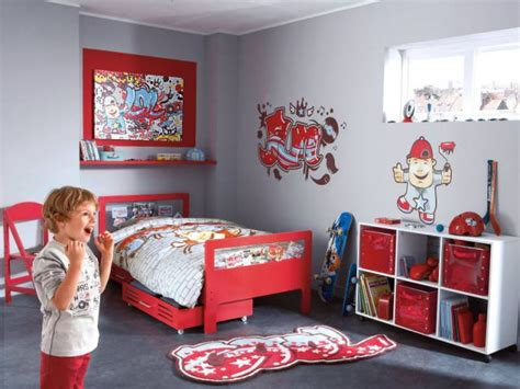 chambre garcon 8 ans decoration chambre garcon 5 ans