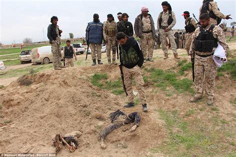 Isis Dead Bodies