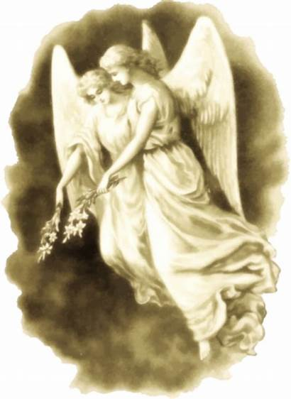 Drawing Angel Angels Mythology Clipart Cartoon Transparent