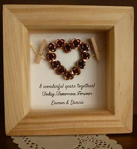 the 25 best ideas about bronze anniversary gifts on With 8th wedding anniversary gifts for her