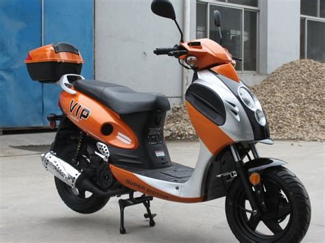 150cc Motor Scooters