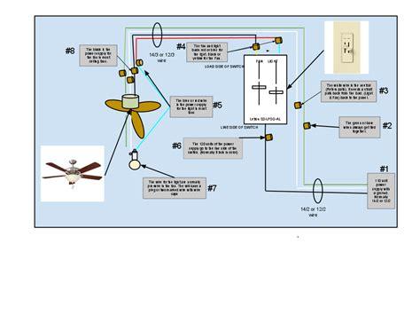 ceiling fan switch wiring diagram gen3 electric 215 352 5963 august 2011