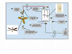 Gen electric  ceiling fan light switch and