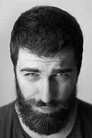 Attractive Man with Beard