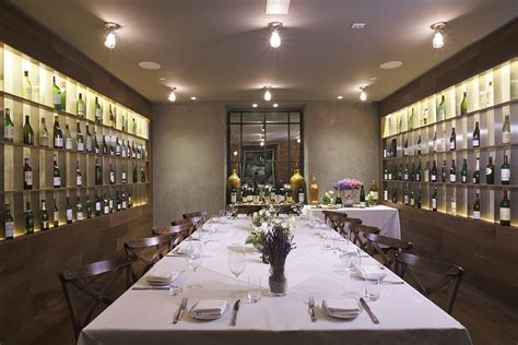 private dining rooms  holiday parties  los
