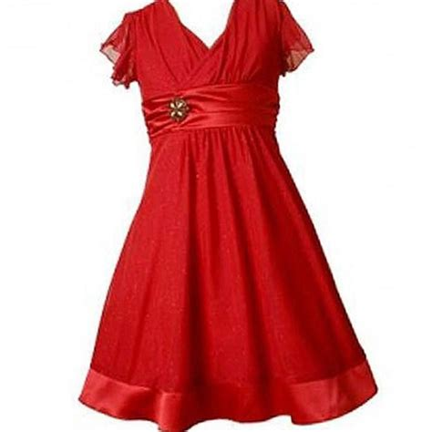 girls plus size christmas dresses 2017 tween dresses 7 16