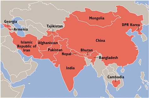 Droughts And Floods Ravage Asia
