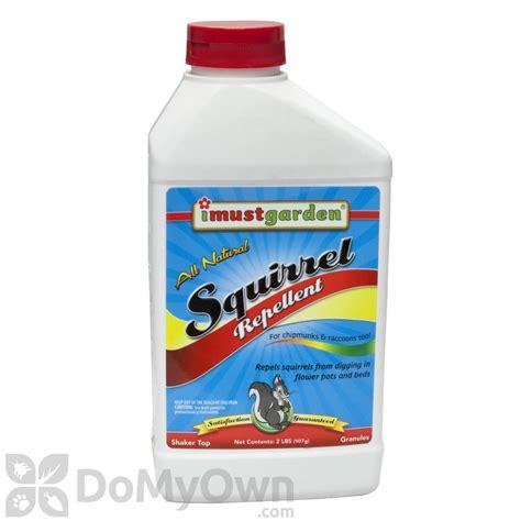 squirrel deterrent for gardens i must garden squirrel repellent 2 lb granular