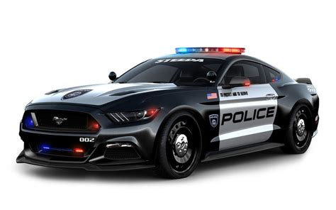 The World's Most Interesting Police Cars