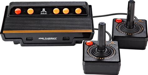 atari flashback  gold console includes  atari