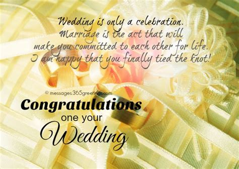 congratulations   wedding greetingscom