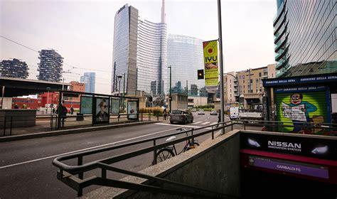 Metropolitana Porta Garibaldi by A Nasce La Stazione Garibaldi Fs Nissan Wired