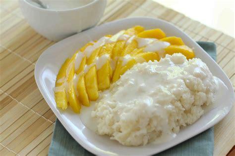 Recept Voor Mango Sticky Rice