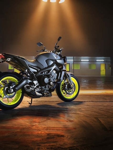 Yamaha Mt 09 Backgrounds by Wallpaper Yamaha Mt 09 2017 Automotive Bikes 3696