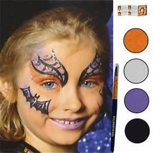 Maquillage Garcon Halloween : maquillage enfant maquillage sorci re halloween ~ Farleysfitness.com Idées de Décoration