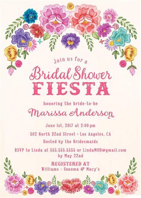 mexican style diy printable digital pdf jpeg file spring summer floral bridal