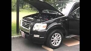 2008 Ford Explorer Sport Trac - No Exhaust