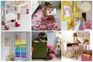 Dekoration Für Kinderzimmer : 16 nette tipps f r kinderzimmer dekoration ~ Michelbontemps.com Haus und Dekorationen
