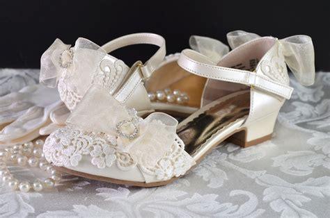 flower girl shoes flower girl wedding vintage lace wedding